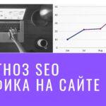 Прогноз SEO трафика сайта